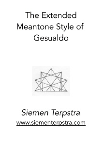 Gesualdo titlepage