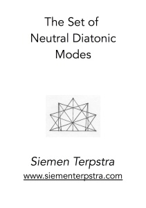 NeutralModes titlepage